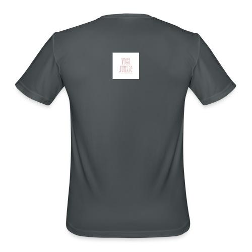 Yoga Junkie - Men's Moisture Wicking Performance T-Shirt