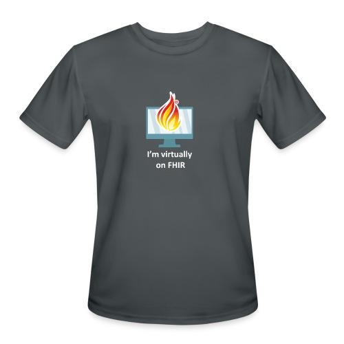 HL7 FHIR DevDays 2020 - Desktop - Men's Moisture Wicking Performance T-Shirt