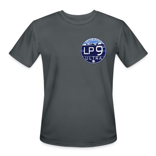 Winter Ultra 9'er Logo - Men's Moisture Wicking Performance T-Shirt