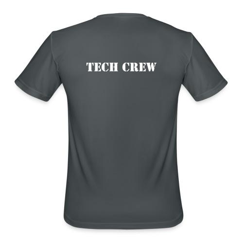 Tech Crew - Men's Moisture Wicking Performance T-Shirt