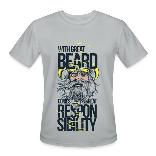 RESPONSIBILITY - Men's Moisture Wicking Performance T-Shirt
