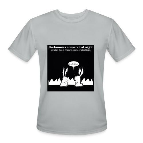 tbcoan Where the bitches at? - Men's Moisture Wicking Performance T-Shirt