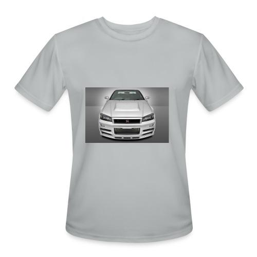 GTR-R34 - Men's Moisture Wicking Performance T-Shirt