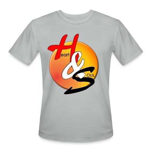 Rcahas logo gold - Men's Moisture Wicking Performance T-Shirt