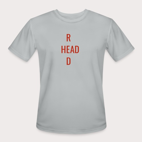 T Red Head - Men's Moisture Wicking Performance T-Shirt
