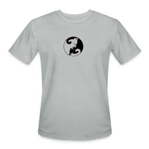 The Ying to my Yang - Men's Moisture Wicking Performance T-Shirt