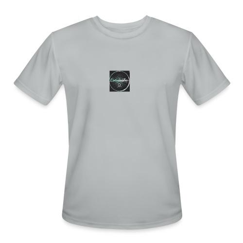 Originales Co. Blurred - Men's Moisture Wicking Performance T-Shirt