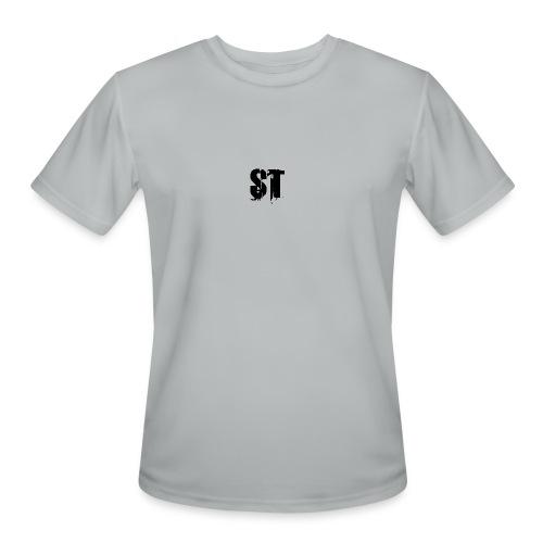 Simple Fresh Gear - Men's Moisture Wicking Performance T-Shirt