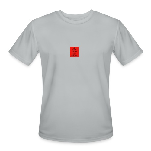 SAVAGE - Men's Moisture Wicking Performance T-Shirt