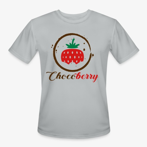Chocoberry - Men's Moisture Wicking Performance T-Shirt