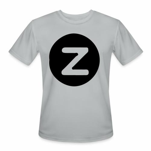 z logo - Men's Moisture Wicking Performance T-Shirt