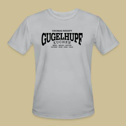 Gugelhupf (black) - Men's Moisture Wicking Performance T-Shirt