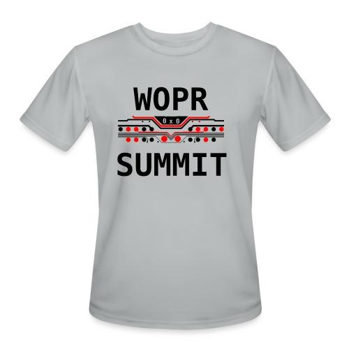 WOPR Summit 0x0 RB - Men's Moisture Wicking Performance T-Shirt