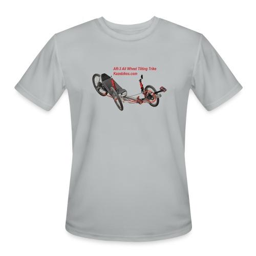 AR-3 All wheel Tilting Trike - Men's Moisture Wicking Performance T-Shirt