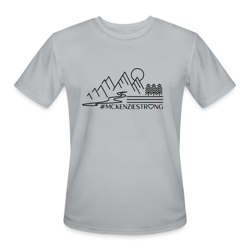 McKenzie Strong - Men's Moisture Wicking Performance T-Shirt