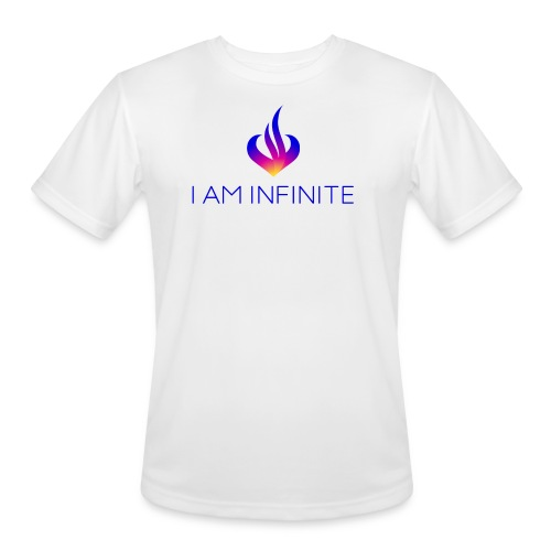 I Am Infinite - Men's Moisture Wicking Performance T-Shirt