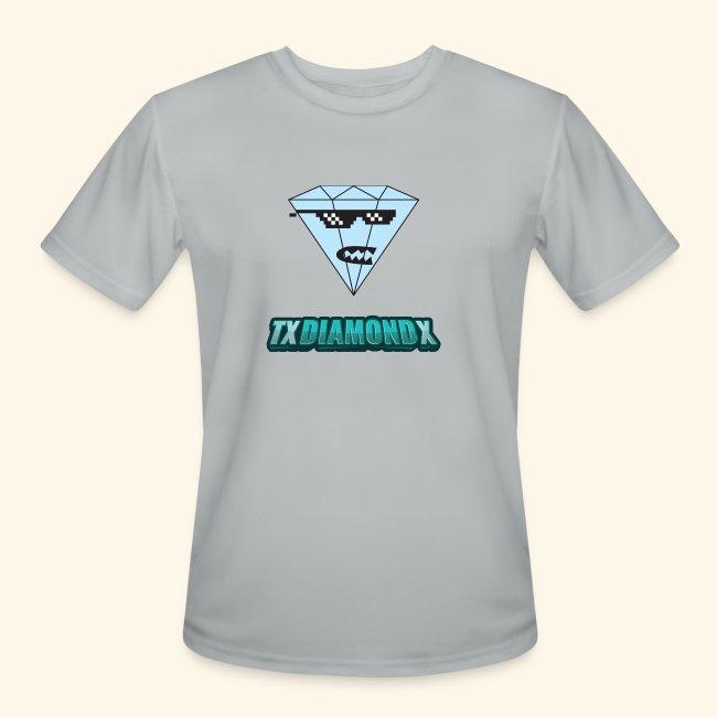 Txdiamondx Diamond Guy Logo