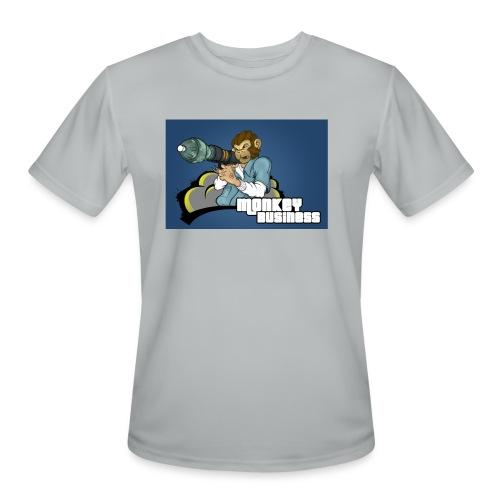 MonkeyBuisness - Men's Moisture Wicking Performance T-Shirt