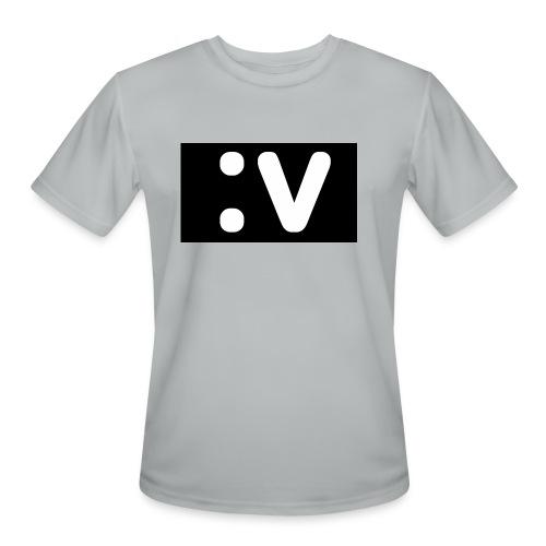 LBV side face Merch - Men's Moisture Wicking Performance T-Shirt