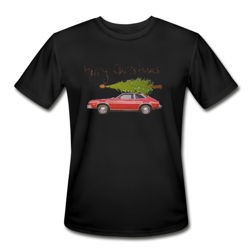 Ford Pinto Merry Christmas - Men's Moisture Wicking Performance T-Shirt