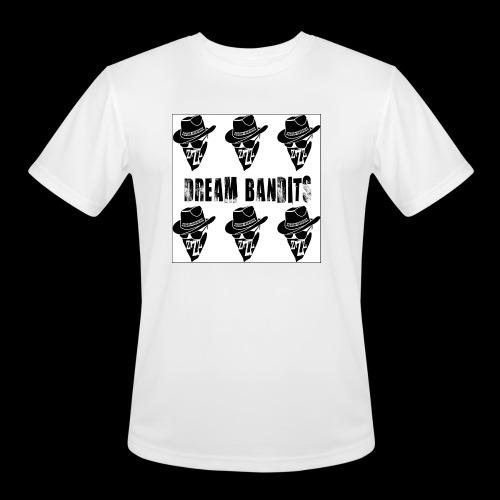 Dreambandits square x6 - Men's Moisture Wicking Performance T-Shirt