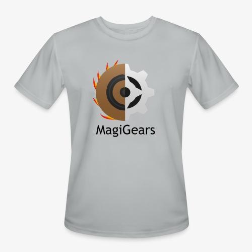 MagiGears - Men's Moisture Wicking Performance T-Shirt