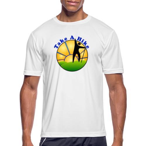 Take A Hike - Men's Moisture Wicking Performance T-Shirt