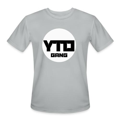 ytd logo - Men's Moisture Wicking Performance T-Shirt