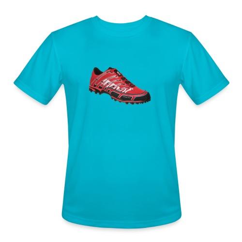 cleats png - Men's Moisture Wicking Performance T-Shirt