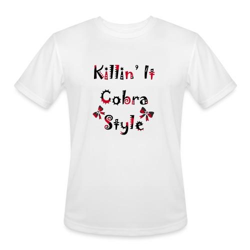 Killin' It Cobra - Men's Moisture Wicking Performance T-Shirt