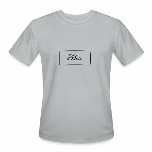 Alex - Men's Moisture Wicking Performance T-Shirt