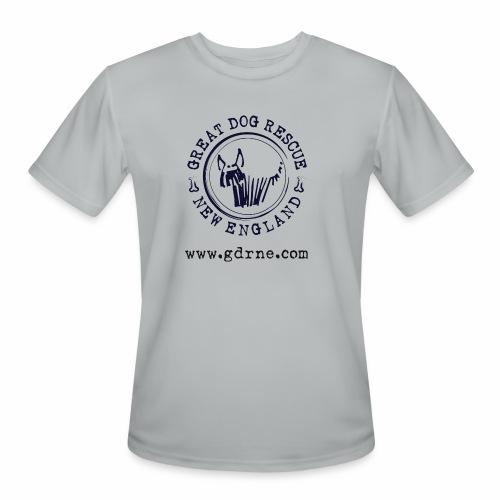 GDRNE Logo - Men's Moisture Wicking Performance T-Shirt