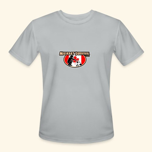 Muskrat Badge 2020 - Men's Moisture Wicking Performance T-Shirt