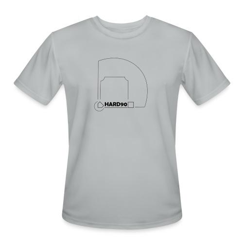 Hard 90 field - Men's Moisture Wicking Performance T-Shirt