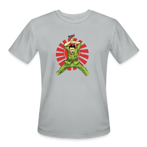 The Asian Warrior - Men's Moisture Wicking Performance T-Shirt