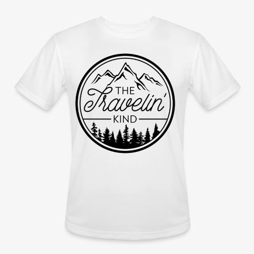 The Travelin Kind - Men's Moisture Wicking Performance T-Shirt