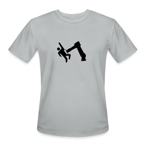 Robot Wins! - Men's Moisture Wicking Performance T-Shirt