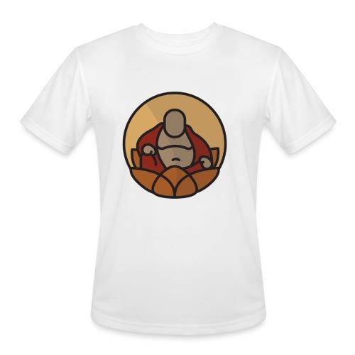 AMERICAN BUDDHA CO. COLOR - Men's Moisture Wicking Performance T-Shirt