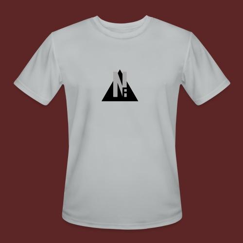 Basic NF Logo - Men's Moisture Wicking Performance T-Shirt