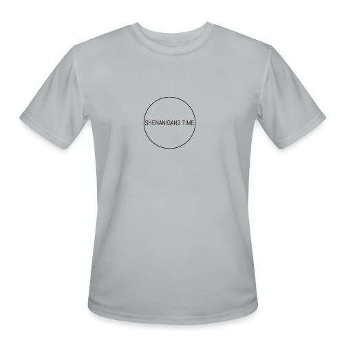 LOGO ONE - Men's Moisture Wicking Performance T-Shirt