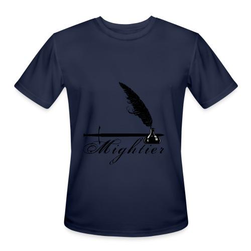 mightier - Men's Moisture Wicking Performance T-Shirt