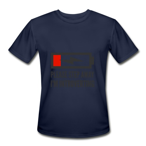 introverting - Men's Moisture Wicking Performance T-Shirt