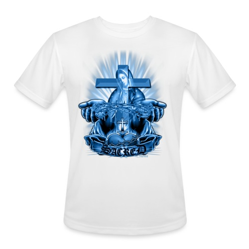 Sacred by RollinLow - Men's Moisture Wicking Performance T-Shirt
