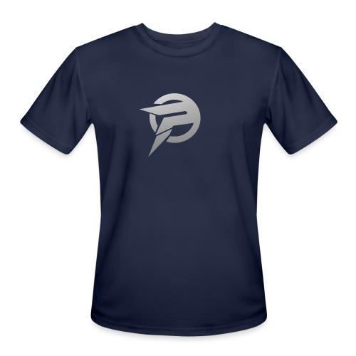 2dlogopath - Men's Moisture Wicking Performance T-Shirt