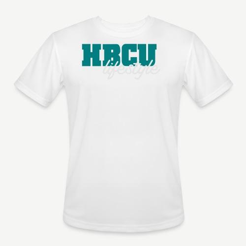 HBCU Lifestyle Script - Men's Moisture Wicking Performance T-Shirt