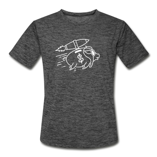 Money - Men's Moisture Wicking Performance T-Shirt