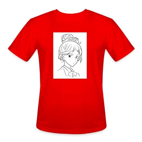 Girl - Men's Moisture Wicking Performance T-Shirt