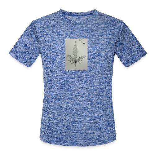 Happy 420 - Men's Moisture Wicking Performance T-Shirt