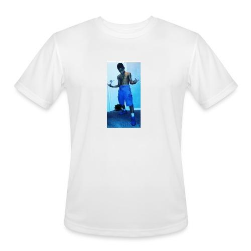 Sosaa - Men's Moisture Wicking Performance T-Shirt