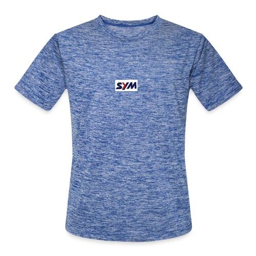 download_-7- - Men's Moisture Wicking Performance T-Shirt